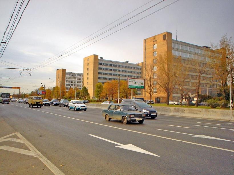 Коломенское шоссе эвакуатор